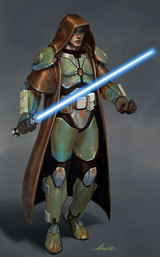 Personnage Jedi