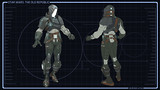 Armure agent imperial 2