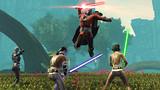 Ravageur Sith en action
