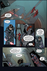 Blood of The Empire Page 17
