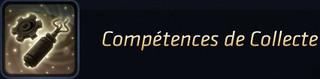 Competences de collecte - titre
