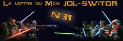 Lettre JOL-SWTOR N°31