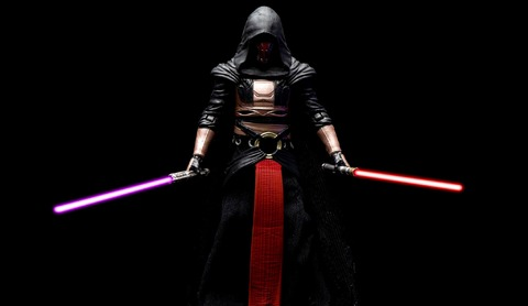 Star Wars The Old Republic - La figurine Revan Black Series à peine sortie et déjà introuvable