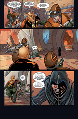 Blood of the Empire Page 3
