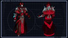 Armure Inquisiteur Sith 2