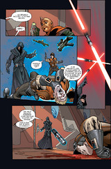 Blood of the Empire Pages 4