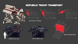 Transporteur de troupes