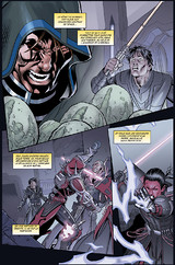 Blood of The Empire Page 20