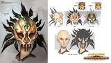 Concept de masque cosmétique pour la mise à jour 2.4