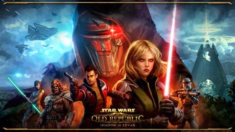 Star Wars The Old Republic - Les extensions scénarisées de SWTOR temporairement distribuées gratuitement
