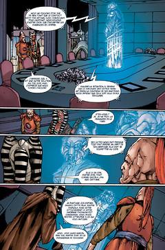 Webcomic Threat of peace 12
