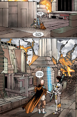 Webcomic Threat Of Peace 18