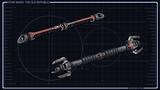 Double Sabres laser Inquisiteur Sith