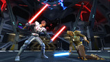 Guerrier sith VS Jedi