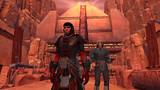 Inquisiteur sith et compagnon kaleesh