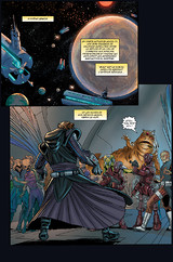 Blood of The Empire Page 23
