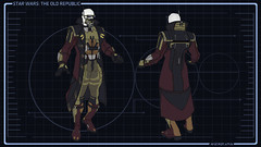 Armure agent imperial 1