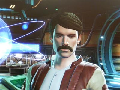 Cuir, cuir, cuir Moustache !