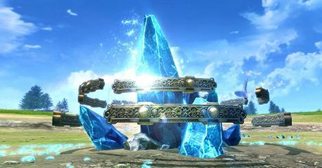 Blade and Soul - Zone ouverte PvP niveau 50 : les Plaines des pierres d'âme