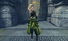 Costume de Fujin