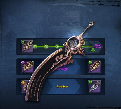 Blade and Soul - Changements importants à venir concernant l'évolution des armes et leur enchantement