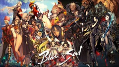 Lancement section Blade and Soul