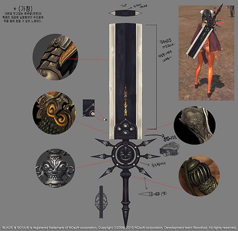 Blade and Soul - Le choix des armes