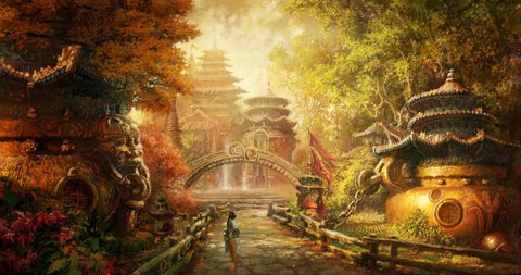 Blade and Soul - Tencent exploitera Blade and Soul en Chine