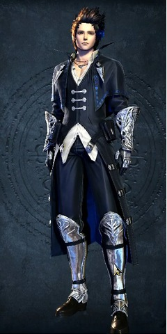 Bns costume concours NA jin masc