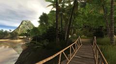 Terrain Unity : Pont