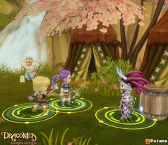 Les missions de Dragonica