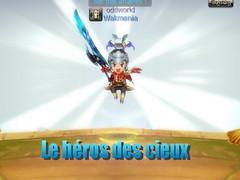 Le héros des cieux
