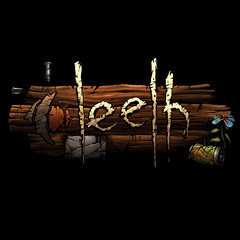 Logo officiel de Leelh: les larmes de l'aube