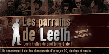 Leelh - Concours : Al Pacino et ses amis
