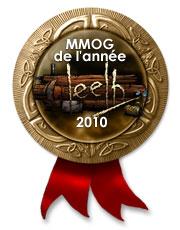 JOL d'Or 2010 : MMOG de l'année