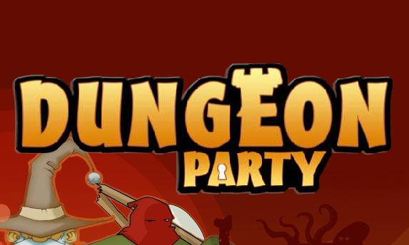 Logo de Dungeon Party