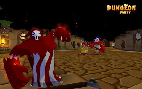 Dungeon Party - Quand les donjons sont de la partie