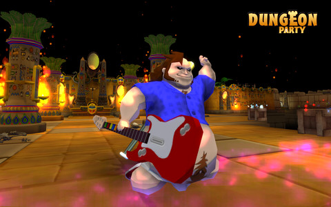 Dungeon Party - Dungeon Party « est de retour », sur Steam