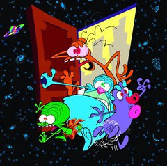 3Dduo signe les Zinzins de l'Espace sur Facebook