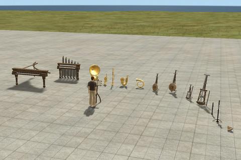 A Tale in the Desert ajoute « une corde à sa harpe »