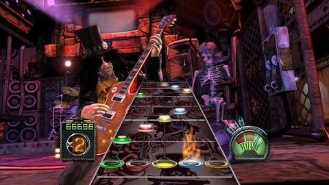 Activision Blizzard - Le MMO Guitar Hero tel qu'il aurait pu être
