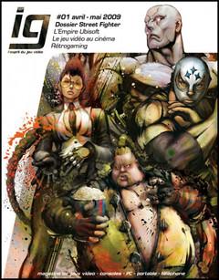 IG Magasine - premier numéro