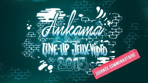 Ankama : Line-up jeux vidéos 2015