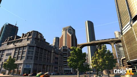 Cities XL - Cities XL 2011 se dévoile au travers d'un nouveau site officiel