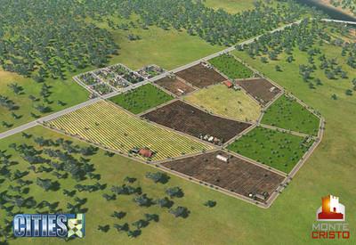 Les zones agricoles