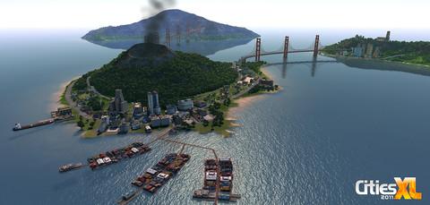 Cities XL - Focus reprend Cities XL