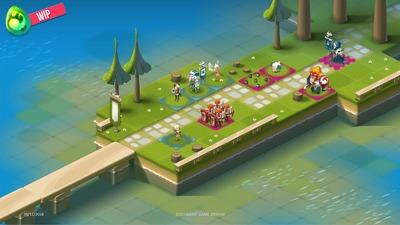Dofus 3 map Combat - Ankama