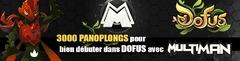 3000 Panoplongs pour débuter sur Dofus
