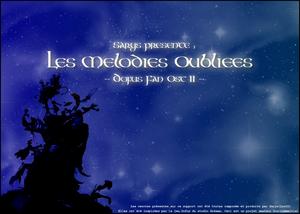 Les Mélodies Oubliées - Dofus Fan Ost 2