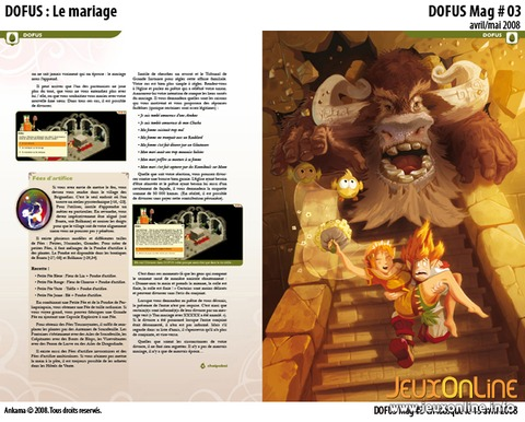 Dofus Mag n°3 en kiosques le 15 avril !